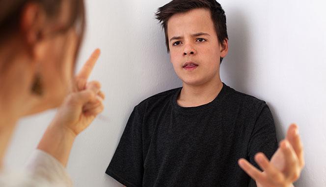 Dealing With ParentTeen Power Struggles