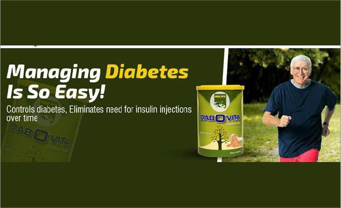 Diab'O'vita – Keep Your Diabetes In Check