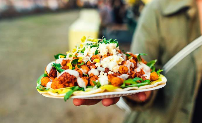 Do You Go On Street Food Walks With Your Child?