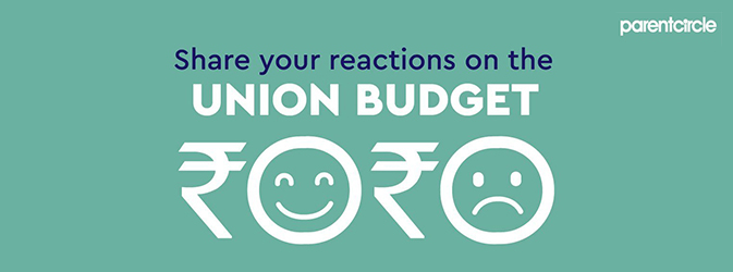 #UnionBudget2020| What are your reactions on Union Budget 2020?