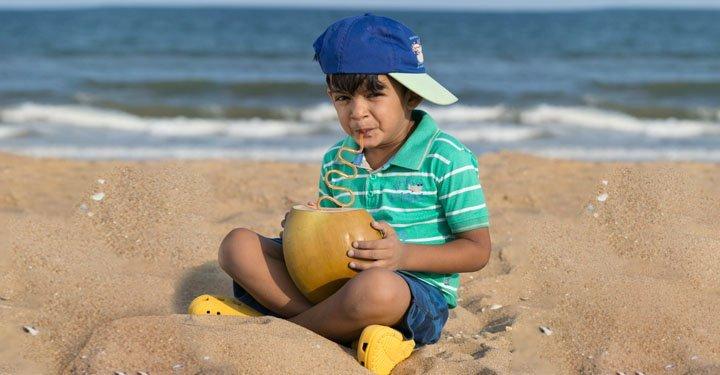 6 Health Benefits Of Tender Coconut Water