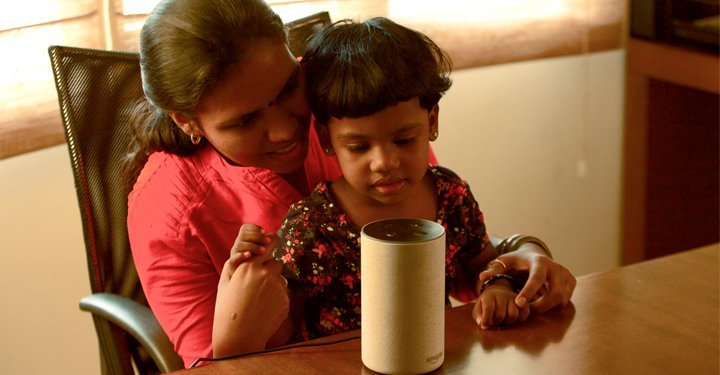 Does Alexa 'Echo' With Parents?