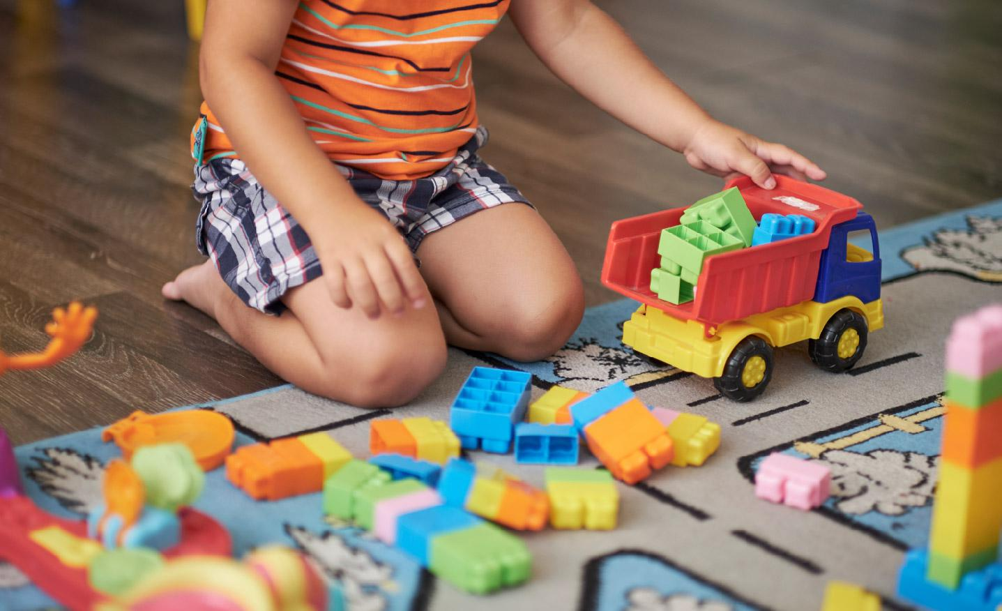 The Benefits Of Play In Early Childhood Development—Give Your Child A Headstart