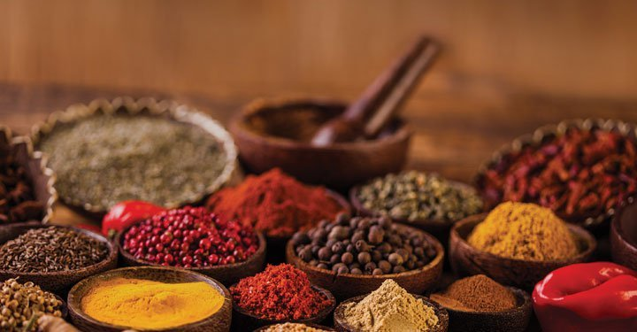 The Power Of  Indian Spices