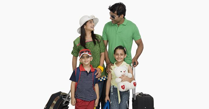 Travel Tips To Keep Your Kids Safe When On A Vacation