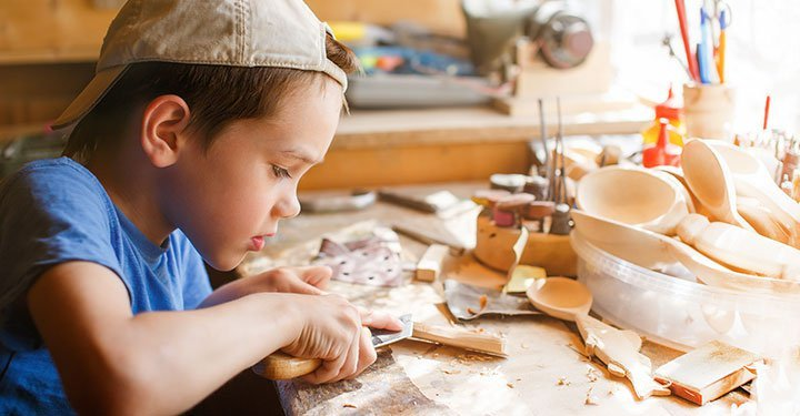 Importance Of Creativity And Imagination For Children