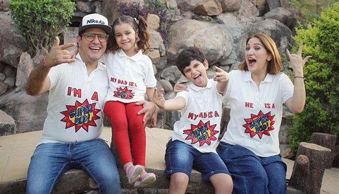 Fatherhood has really taught me to put my children before self: Kunal Suri