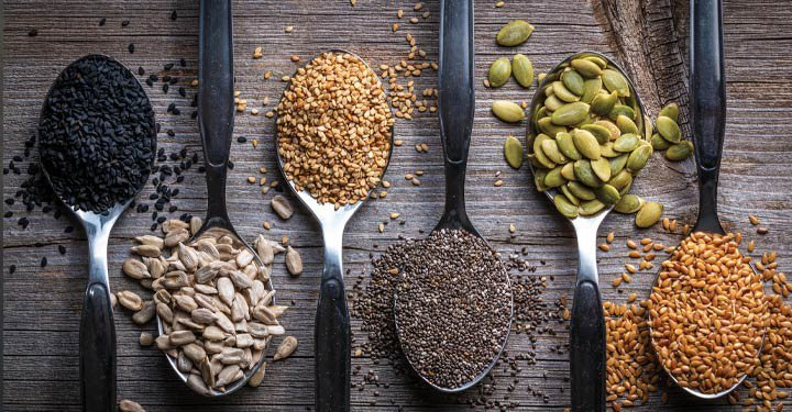 Tiny But Mighty: 8 Super-Seeds You Should Eat