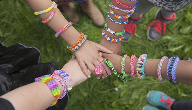 Friendship Day: Fun DIY Friendship Bands