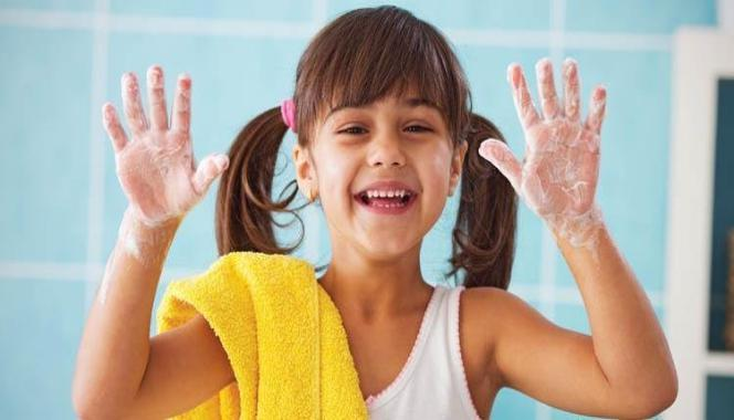 Make hand washing fun for kids with these interesting activities and games