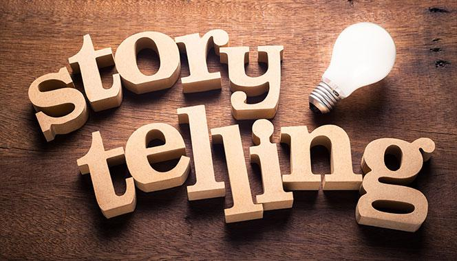 Parents, Help Your Child Become A Storyteller