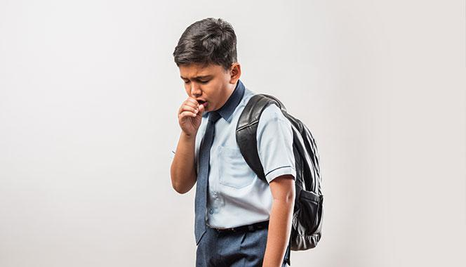 Here are 5 airborne diseases common among children that you should know about