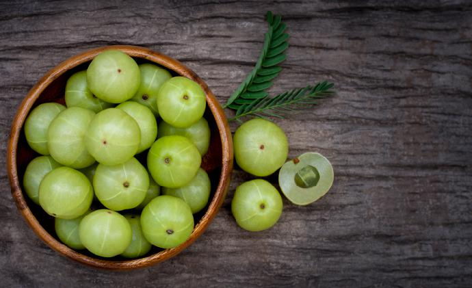 Here's everything you need to know about amla and why you should include it in your child's diet
