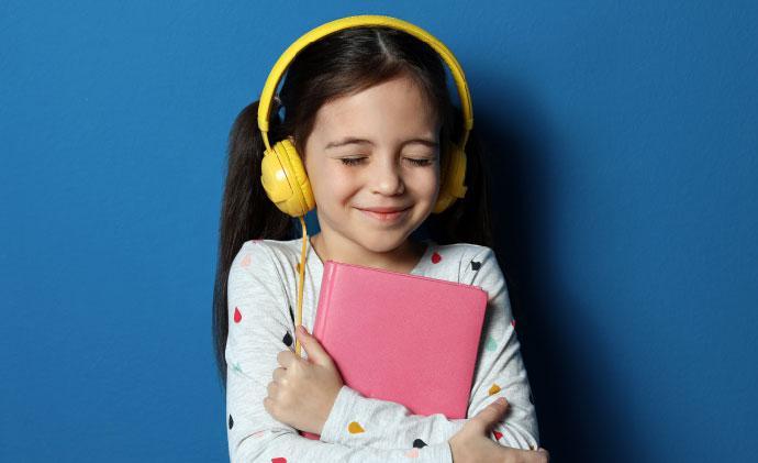 HeyCloudy app – Audio Stories App For Kids
