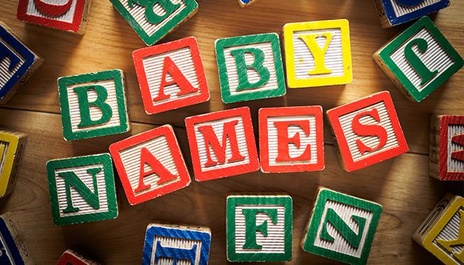 Choosing The Right Baby Name