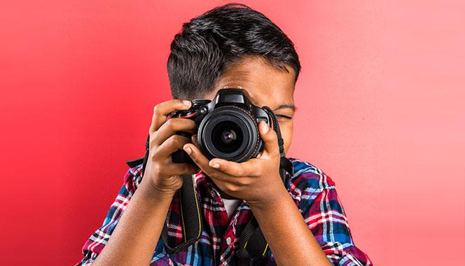 How to Encourage Your Child to Take Up Nature Photography