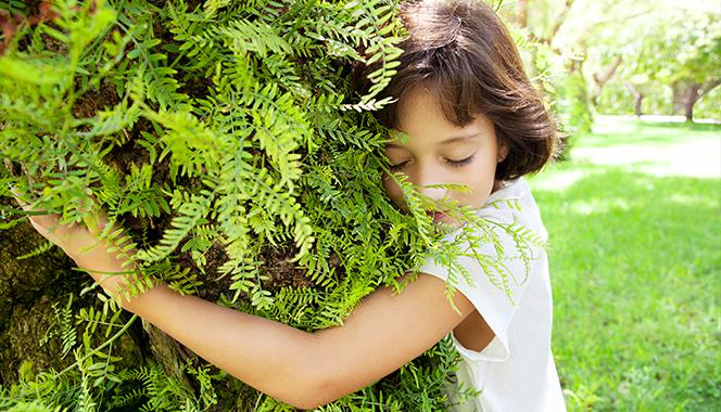 How to Raise A Child Who Loves Nature