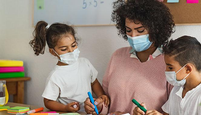 How Your Child Can Socialize During A Pandemic