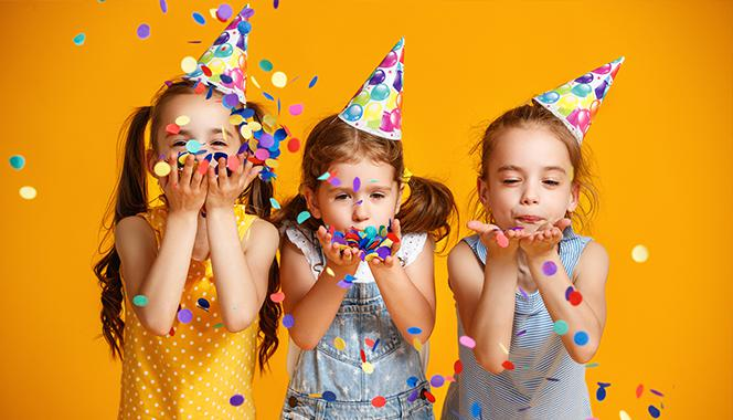 Interesting Birthday Party Games For Kids