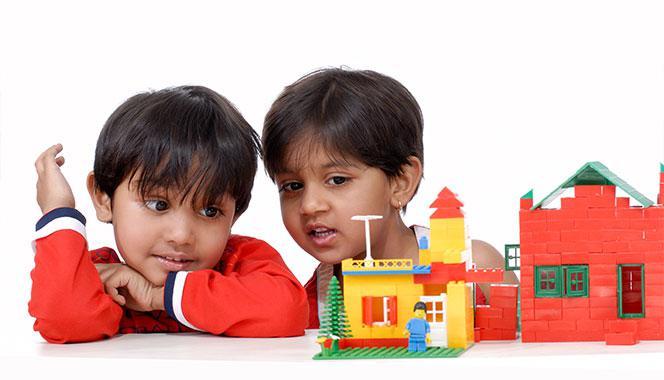Interesting Team-Building Games for Children