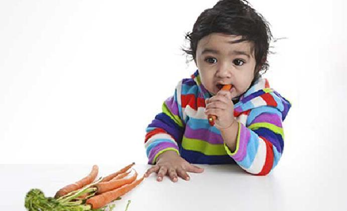 Is it okay for kids to eat raw vegetables? Here are a few steps you can make it safe