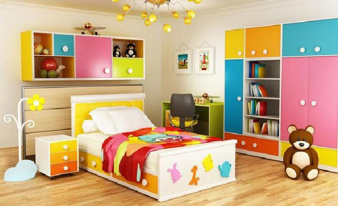 Is your child complaining of his dull and boring room? Here are 5 DIY room decor ideas to revamp your child's room