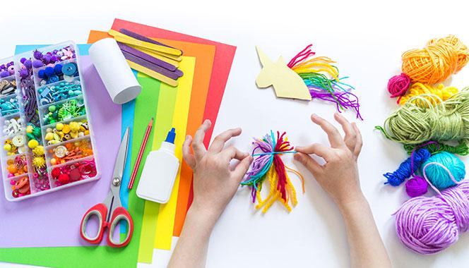 Is your child interested in arts and crafts? Here are 5 apps that can help nurture the artist in him