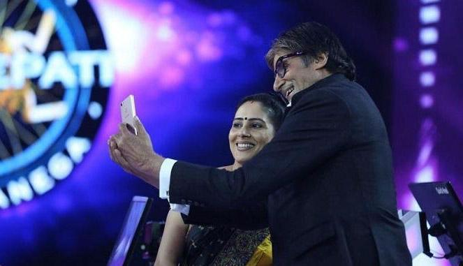Only my children knew that I was going to participate in KBC. It was a well-kept secret