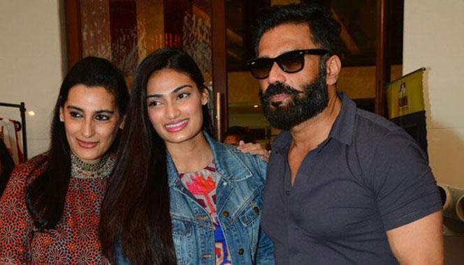 I Would Like To Think That I Am A Cool Dad!: Actor Suniel Shetty Talks About Parenting, Fitness And More