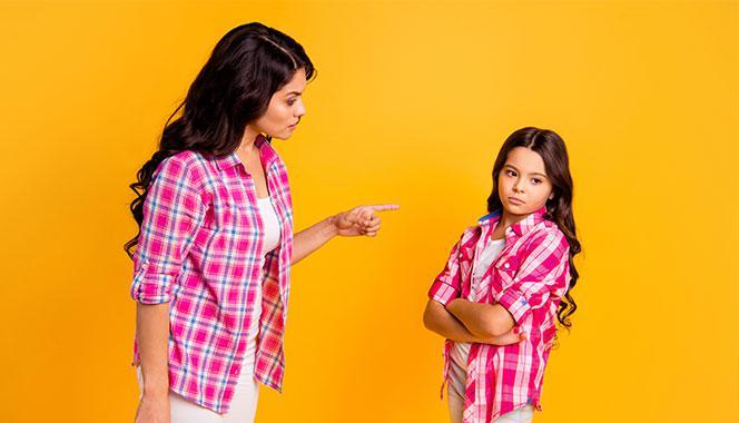 Scolding Your Child To Discipline Him? Parents, Know Your Limits
