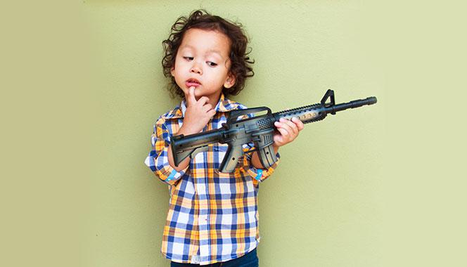Should Toy Guns Be Banned?