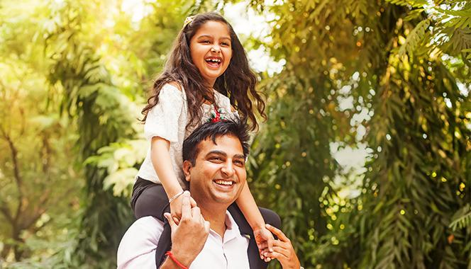 The Changing Role Of Dads