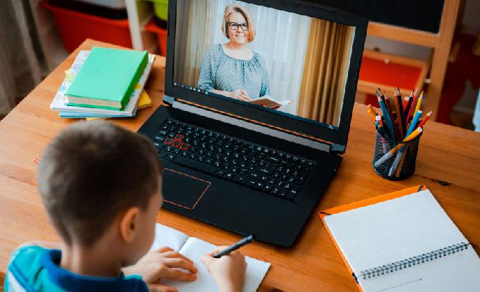 The concept of remote learning and why children are increasingly enthusiastic about this learning experience