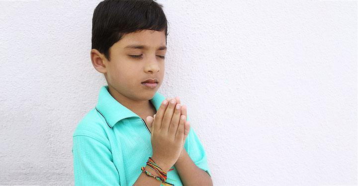 The Importance And Benefits Of Prayer For Children