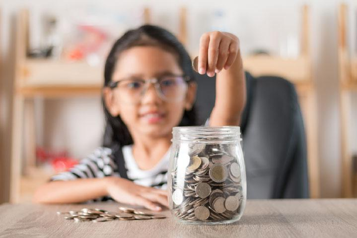 Thinking about opening a bank account for your child? Here's why you should do it