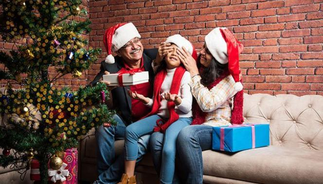 Ring in the Christmas spirit with these indoor games that the whole family can play together