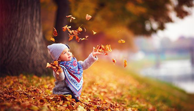 What Autumn Can Teach Your Child About Life, Change And New Beginnings
