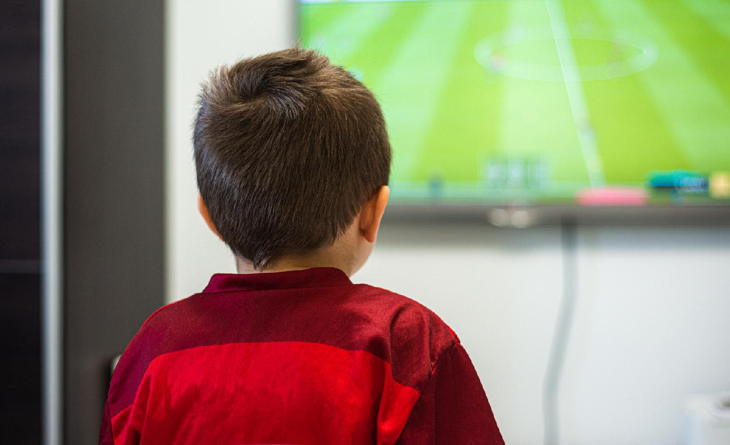 Why Watching TV Can Be Good For Your Child